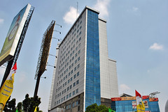 Gedung SMESCO (BxHxTxCx) Tags: building office jakarta kantor gedung