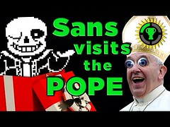 Game Theory: Why I Gave the Pope UNDERTALE! (Download Youtube Videos Online) Tags: pope game theory why gave i undertale