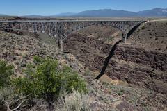 Rio Grande Gorge Bridge (Alex E. Proimos) Tags: new bridge rio mexico grande wikipedia gorge