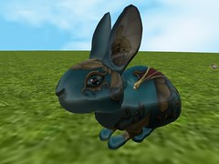 Elite: Faeries 2016: Fafnir (penelopy.mcandrews) Tags: bunny bunnies cinnamon secondlife elite faeries silky duch fafnir