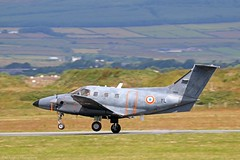 French Air Force Embraer 121 Xingu 092/YL at Isle of Man EGNS 05/07/16 (IOM Aviation Photography) Tags: man french force air xingu 121 isle embraer 050716 egns 092yl