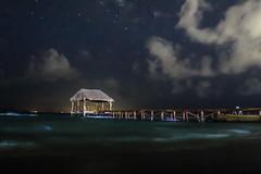 Midnight Beachscape (rredfern14) Tags: riviera maya mexico landscape night neutral density shoreline