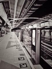 Transportation Skytrain Traveling Two Tones (Iamacherry) Tags: transportation skytrain traveling twotones