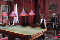 Croxteh Hall - Billiard Room (big_jeff_leo) Tags: england house art kitchen architecture liverpool hall bedroom room country victorian grand staircase billiards mansion statelyhome edwardian attraction merseyside croxteth