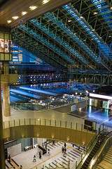 Osaka City Station II (xun reborn) Tags: japan osaka japn osakaprefecture