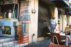 Closing time (Nedzor) Tags: street mexico tacos streetphotography guadalajara 25 electro mexique 100 closing gsn yashica zapopan proimage100 proimage 2013