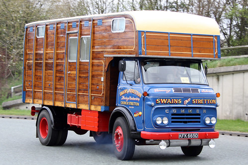 Commer Swains of Stretton KFK665D