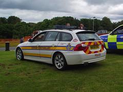 NK56 EXC (S11 AUN) Tags: car durham traffic police bmw 3series constabulary 330d anpr nk56exc