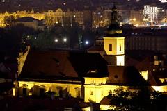 Night view of Prague (L. Felipe Castro) Tags: republica city travel vacation europa europe european republic photographer czech prague capital praga fotografo tcheca luizfelipecastro luizfelipedasilvadecastro europeia
