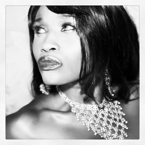 Queen Sabine Mondestin Glamourous Diva