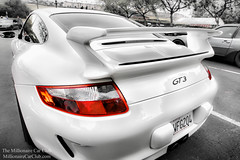 Porsche 911 GT-3 (Millionaire Car Club) Tags: auto car automobile european tail fast automotive turbo german porsche carshow awd taillight porsche911 gt3
