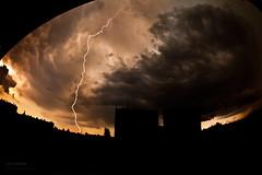 Power Shock (Dariusz_Lakomy) Tags: sky storm nature landscape eos lightning thunder nationalgeographic stormyday eos5dmarkii dariuszakomy