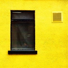 yellow wall (pho-Tony) Tags: 365square ferraniaastor