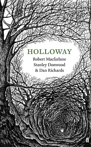 Holloway book jacket – illustration by Stanley Donwood