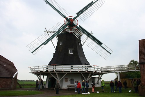 Windmühle Greetsiel
