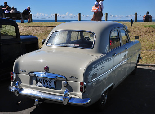 1956 Ford Zephyr Six