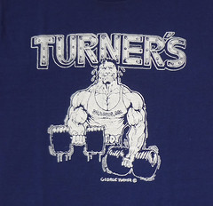 Vintage Turner's Gym Missouri (gregg_koenig) Tags: old vintage manchester george missouri 80s 70s springfield gym weight turners lifting