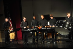 HPU Percussion Ensemble and Jazz Ensemble Concert (HIGH POINT UNIVERSITY) Tags: concert percussion jazz ensemble hpu
