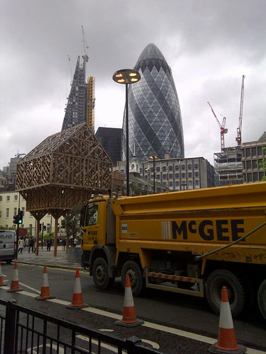 Paleys Upon Pilers, Gherkin and Cheesegrater