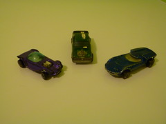 '67-'69 Redlines (SKYNET_2029) Tags: hot wheels kitty gritty bandit redline beatnik nitty turbofire