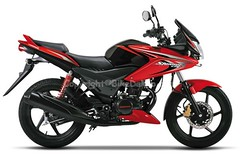 Honda Stunner CBF Self Disc Alloy ( front-view ) (girnar1) Tags: bike self honda stunner disc alloy frontview cbf