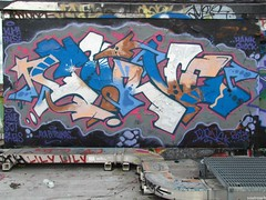 Curve (soulroach) Tags: nyc ny brooklyn graffiti curve nsf tge