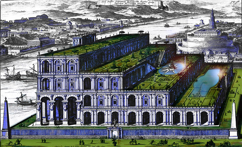 "Jardines colgantes de Babilonia • <a style=""font-size:0.8em;"" href=""http://www.flickr.com/photos/30735181@N00/8744289519/"" target=""_blank"">View on Flickr</a>"