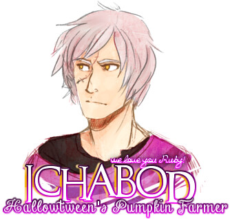 Ichabod Pumpkin Farmer