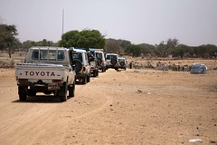 Humanitarian crisis in El Sereif (UNAMID Photo) Tags: hospital sudan patient health tribes fighting darfur doctors disease arabs malaria displacement hepatitis goldmine idp northdarfur internallydisplacedpersons unamid tribalclashes massdisplacement elsereif reconcoliation