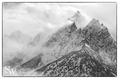 storm_bw_09 (StephenWilliDesigns) Tags: blackandwhite snow storm mountains weather jackson wyoming tetons grandteton jacksonhole grandtetonnationalpark