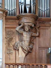 Laon, Cathdrale, organ (pierremarteau6) Tags: cathdrale organ didier orgel picardie orgue laon aisne