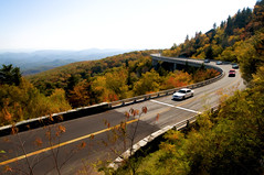Linn Cove Viaduct (stevenfaucette) Tags: highway northcarolina blueridgeparkway