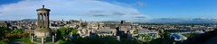 Calton hill panorama over Edinburgh (Glimmerman1) Tags: panorama edinburgh caltonhill