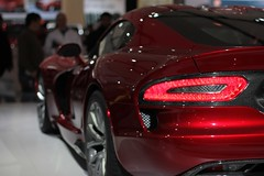 2014 SRT Viper (StayCapturing) Tags: auto show 3 toronto canada sport canon re