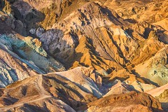 Death Valley (Kathy~) Tags: sunset colors rock landscape hp deathvalley scape fc artistspalette