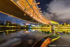 Heart of Love River / Kaohsiung, Taiwan (yameme) Tags: longexposure night canon eos nightshot taiwan kaohsiung        1635mmlii heartofloveriver 5d3 5dmarkiii