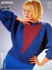 Patonsfocus_11 (Homair) Tags: vintage sweater fuzzy fluffy mohair paton