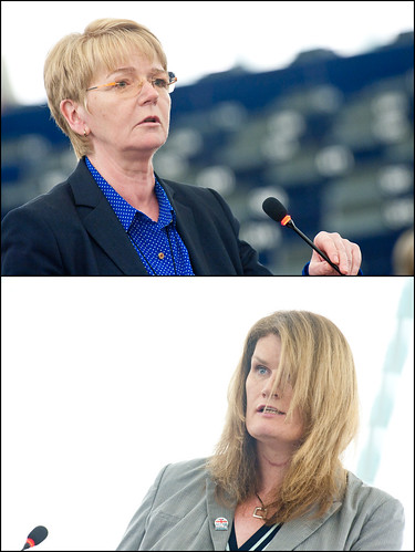 MEPs warnings on next EU Summit priorities (Gabriele Zimmer, Nicole Sinclaire)