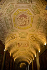 Vatican Museum Ceiling (nydavid1234) Tags: city travel italy vatican rome tourism museum landmark ceiling ornate d600 nydavid1234