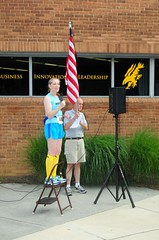 Fathers Day 2103 - 2 (WebSphinx) Tags: starspangledbanner fathersday10k2013