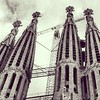 Celebrating Antoni Gaudis 161st birthday / Celebrando el 161 aniversario del nacimiento de Antoni Gaudi #barcelona #gaudi #antonigaudi #gaudiart #sagradafamilia #modernismo #catalunya #españa #spain #espagne #spagna #architecture #blackandwhite #birthday