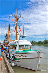 Crystal S. (Clayton Perry Photoworks) Tags: vancouver boats crystals sanmarino richmond gaia tallships hdr steveston britannia adventuress mycia p619 hmcsoriole silverann shiptoshore2013 rcmsarjimmyng brhastings graildancer