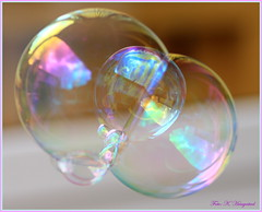 BIG bubbles (K. Haagestad) Tags: bubble soapbubbles