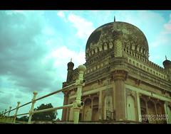 Qutb Shahi Tombs (Ahirnish) Tags: india history archaeology tomb hyderabad qutbshahitombs