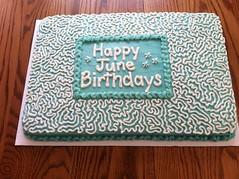 Cake for Seniors by Christine, Marion, IA, www.birthdaycakes4free.com