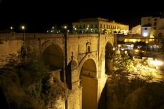 Ronda Puente Nuevo nacht