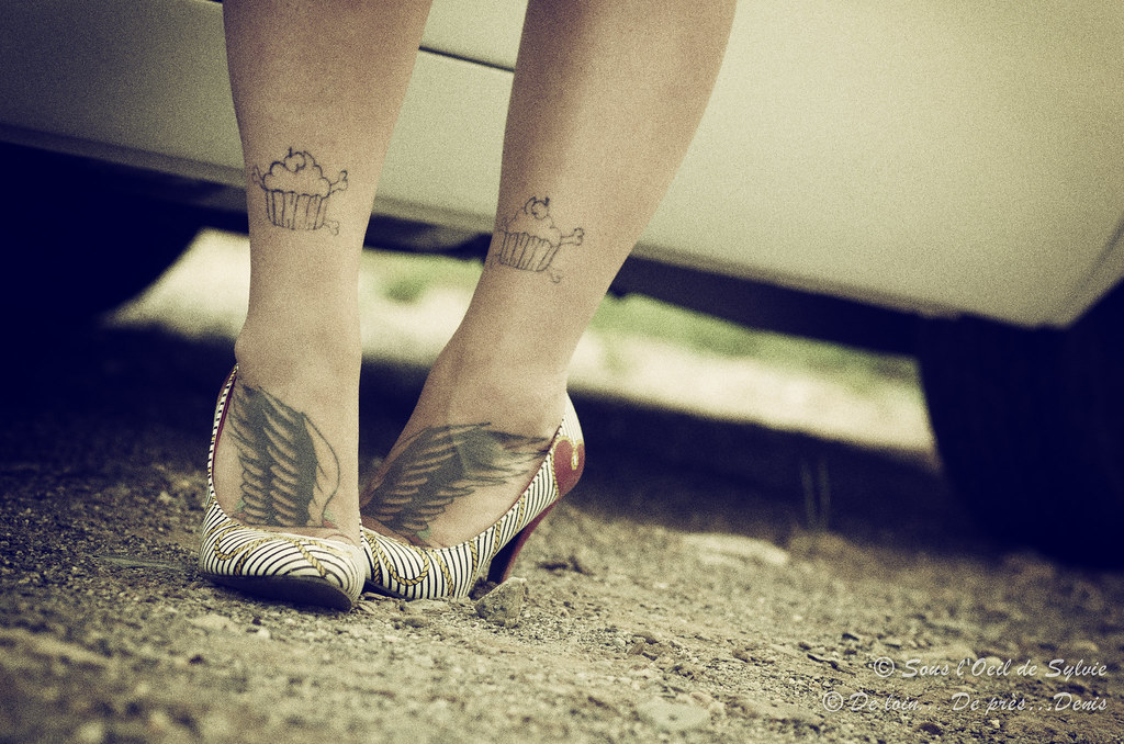 The world 39 s most recently posted photos of shoes and tatouage flickr hive mind - Tatouage larme sous l oeil ...