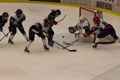 IMG_4226 (Armborg) Tags: girls sweden icehockey 98 u18 ishockey selects