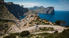 Cap de Formentor (d90fz8) Tags: road view strasse aussicht mallorca formentor