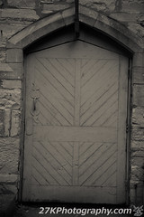 Auburn 9.6.13-15 (27K Photography) Tags: door wood newyork church stone auburn historic upstatenewyork fingerlakes auburnny 27kphotography